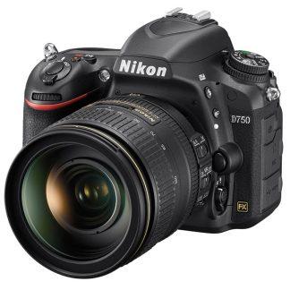 Nikon D750 + 24/120