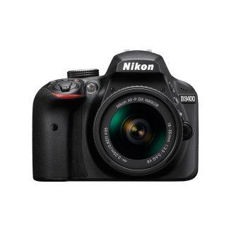Nikon Kit D3400 + 18/55 AF-P