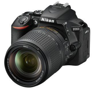 Nikon D5600 + 18/140