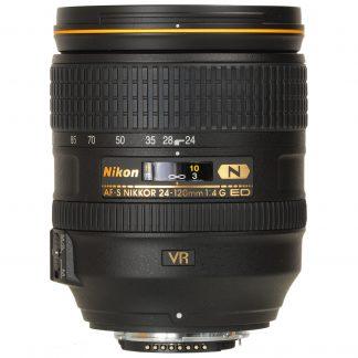 Nikon AF-S Nikkor 24-120 mm F/4 G ED VR