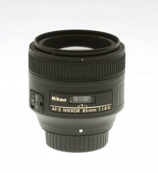 Nikon AF-S 85 mm F/1.8 G
